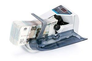 Счетчик банкнот DORS CT1015 фото